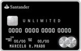 Santander Unlimited Mastercard Black