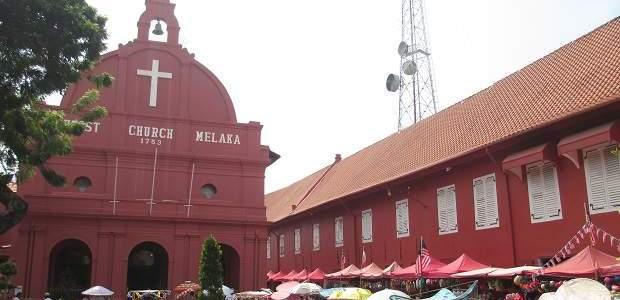 Onde ficar em Malaca, na Malásia? Hotéis em Malaca!