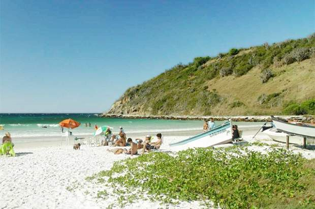 Melhores praias do Brasil: Arraial do Cabo - Prainha do Pontal do Atalaia - Rio de Janeiro