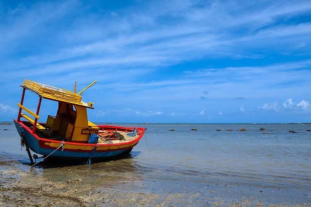 Melhores praias do Brasil: Japaratinga - Praia de Japaratinga - Alagoas