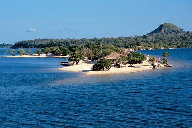 Melhores praias do Brasil: Santarém - Praia de Alter do Chão - Pará