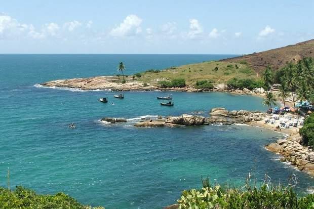 Melhores praias do Brasil: Cabo de Santo Agostinho - Praia de Gaibu - Pernambuco