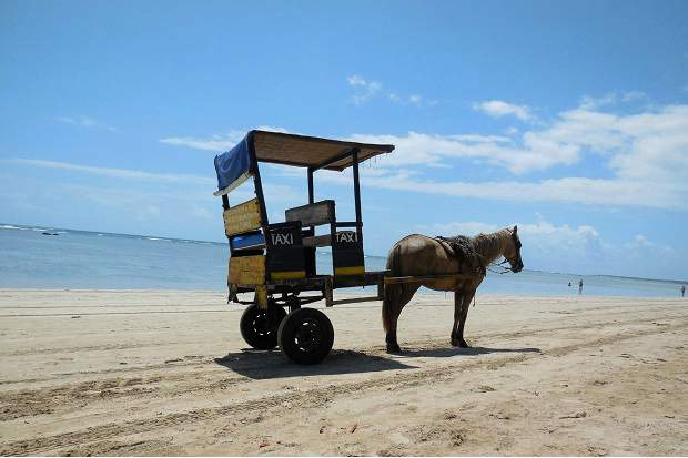 Melhores praias do Brasil: Cairu - Ilha de Tinharé - Morro de São Paulo - Praia do Encanto (Quinta Praia) - Bahia