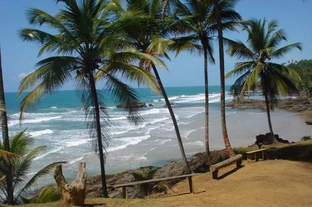 Melhores praias do Brasil: Itacaré - Praia de Havaizinho - Bahia