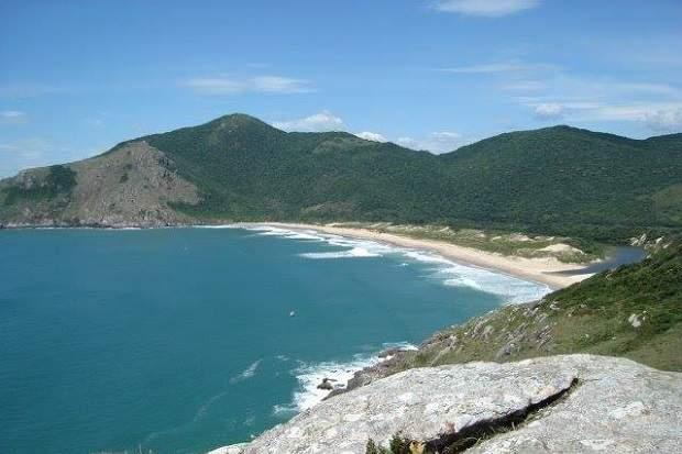 Melhores praias do Brasil: Florianópolis - Lagoinha do Leste - Santa Catarina