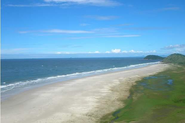 Melhores praias do Brasil: Ilha do Mel - Mar de Fora - Paraná