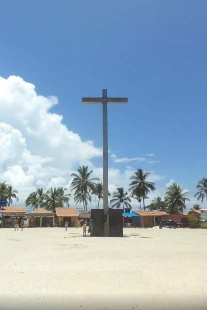Melhores praias do Brasil: Santa Cruz Cabrália - Praia Coroa Vermelha - Bahia