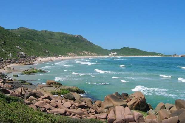 Melhores praias do Brasil: Florianópolis - Galheta - Santa Catarina