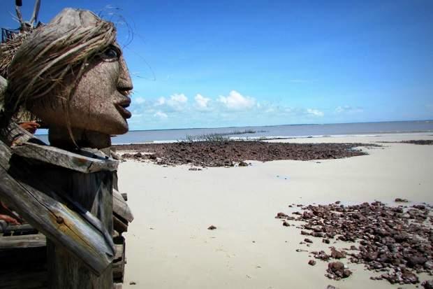 Melhores praias do Brasil: Algodoal - Praia da Princesa - Pará