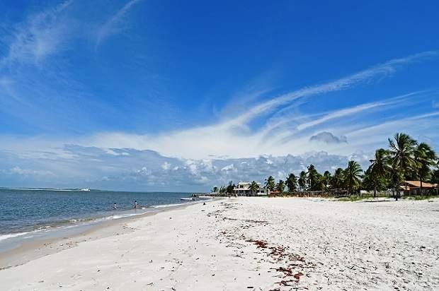 Melhores praias do Brasil: Estância - Praia do Saco - Sergipe