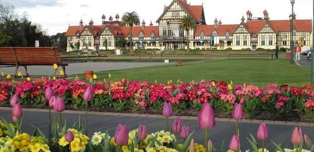 O que fazer em Rotorua?