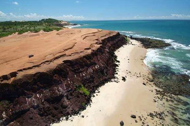 Melhores praias do Brasil: Tibau do Sul - Praia da Pipa - Rio Grande do Norte