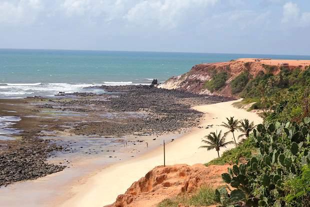 Melhores praias do Brasil: Tibau do Sul - Praia do Amor - Rio Grande do Norte