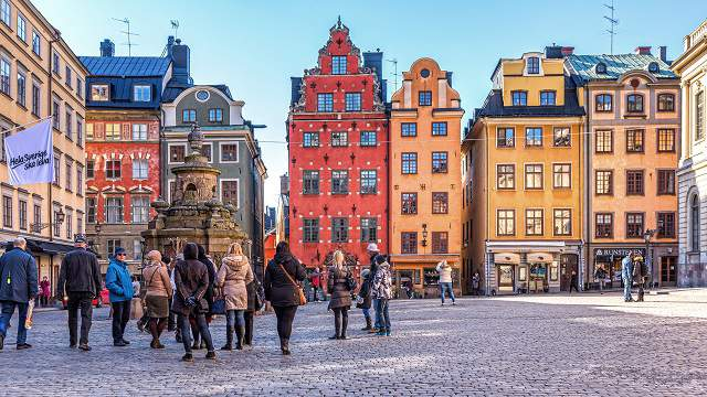 Países que não exigem visto para brasileiros: Suécia