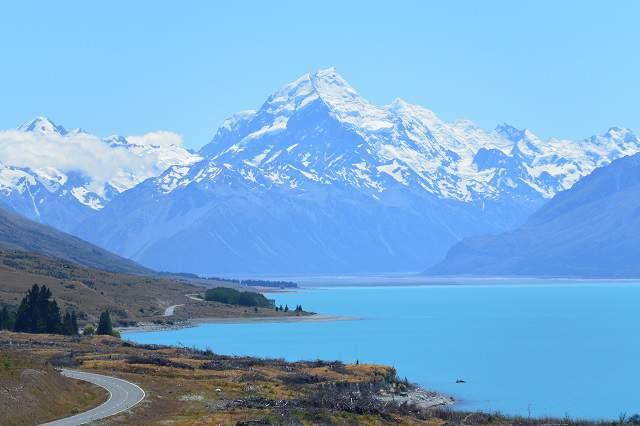 Países que não precisam de visto para brasileiros: Nova Zelândia