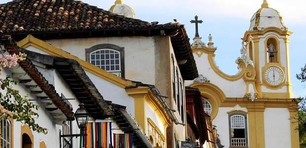 Cidades turísticas de Minas Gerais: cidades históricas e BH