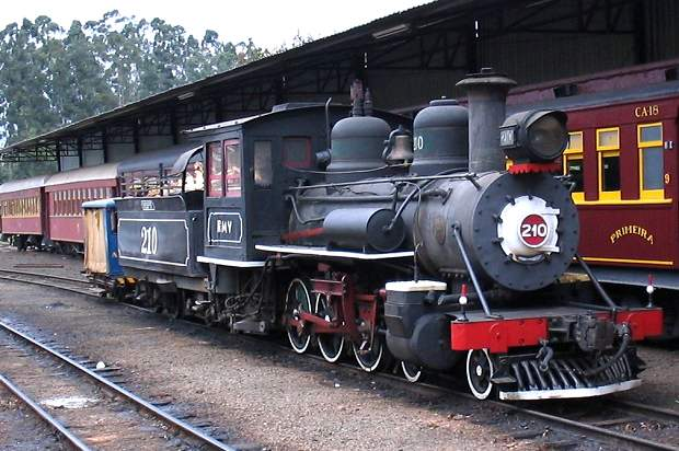 Viagem de trem no Brasil: 13 roteiros de viagem!