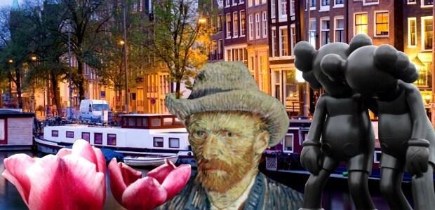 Amsterdam: Papo Viagem Podcast 019