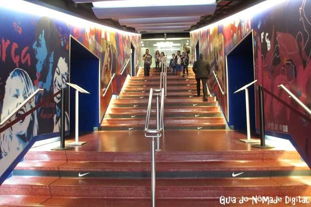 Visita ao estádio do Barcelona, Camp Nou: fotos e informações!