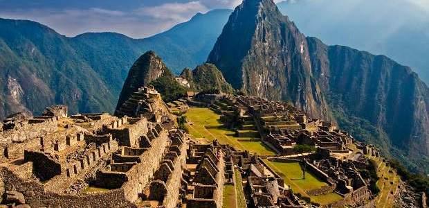 Onde fica Machu Picchu?