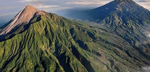 Os 10 vulcões ativos no mundo mais perigosos!