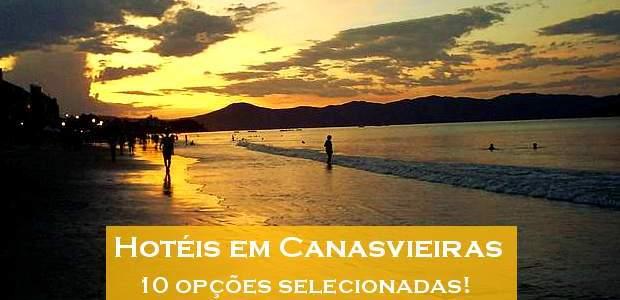 Hotéis em Canasvieiras: 10 opções selecionadas!