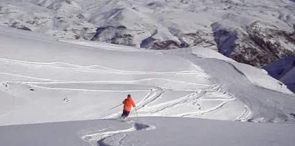 Quando neva no Chile?