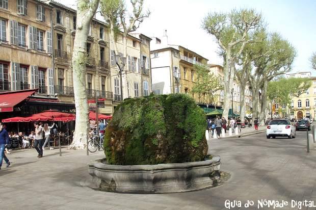 Onde ficar em Aix-en-Provence? Dicas de hotéis!