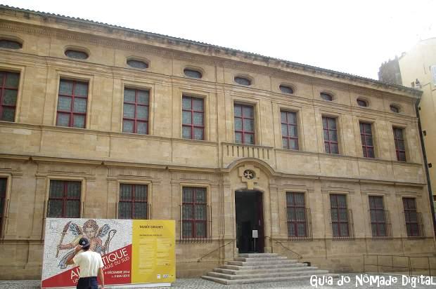 Paul Cézanne em Aix-en-Provence!