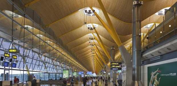 Como ir do aeroporto ao centro de Madrid? Transportes!