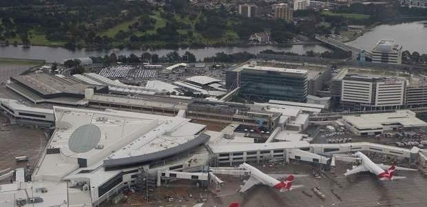 Como ir do aeroporto ao centro de Sydney?