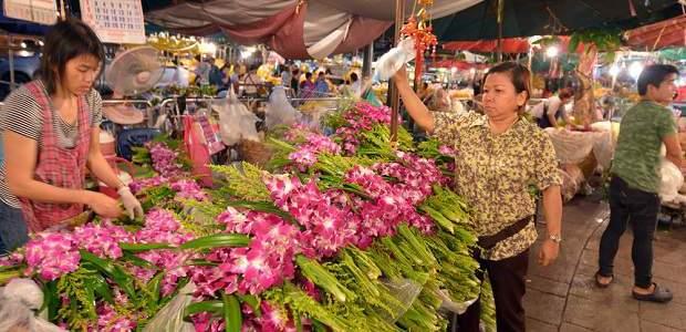 7 Melhores Mercados de Bangkok, na Tailândia!