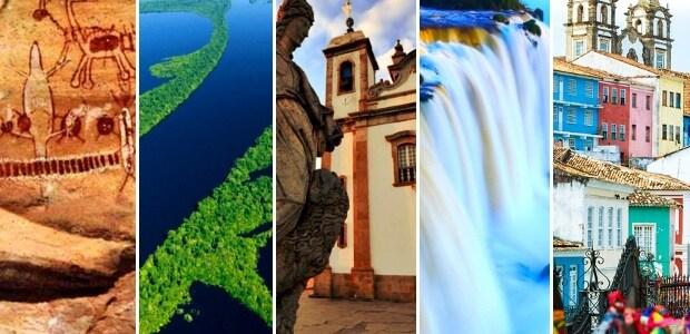 Patrimônios da UNESCO no Brasil: Papo Viagem Podcast 054
