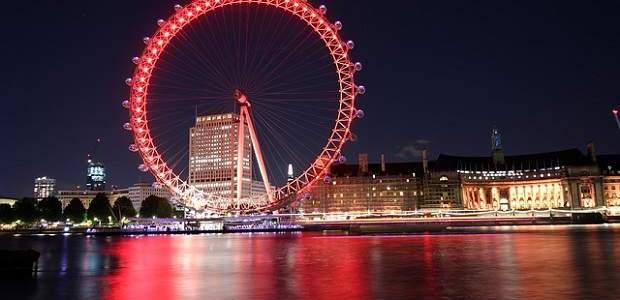 London Eye e as Melhores Vistas de Londres
