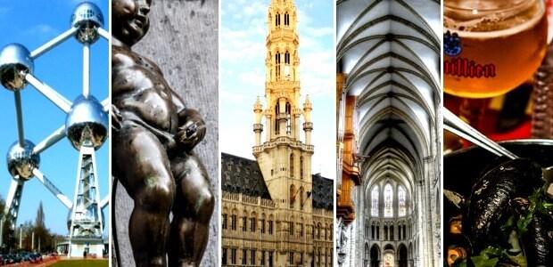 Bruxelas: Papo Viagem Podcast 057