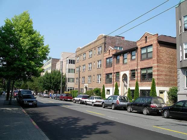 Onde ficar em Seattle: bairros afastados, como o Queen Anne, Capitol Hill, George Town (perto do aeroporto)