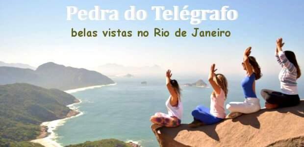 Pedra do Telégrafo, Rio de Janeiro: Trilha, Fotos, Vídeo e Dicas!