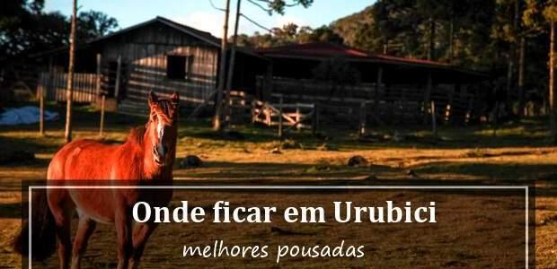 Onde ficar em Urubici, Santa Catarina? Melhores Hotéis e Pousadas em Urubici!