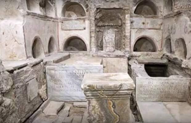 Necrópoles do Vaticano: o Tour Secreto no Vaticano