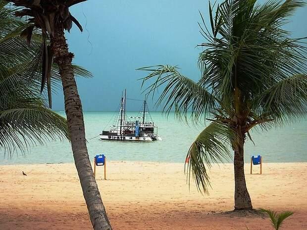 Onde ficar em João Pessoa: Praia de Tambaú