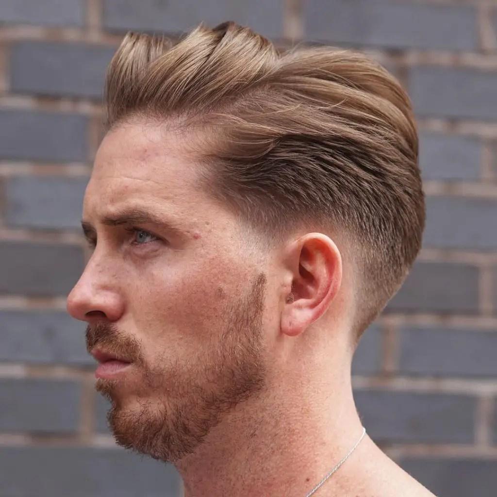 Mens Hair No Fade