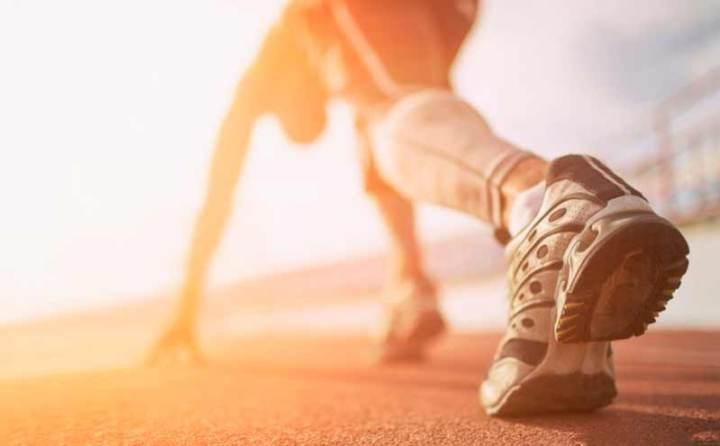 Cómo entrenar la velocidad corriendo