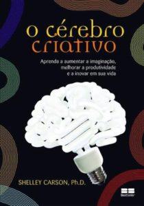 livro O cérebro criativo para alavancar carreira