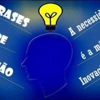 frases sobre inovação