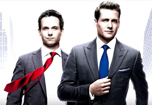 serie de tv de advogados da netflix suits