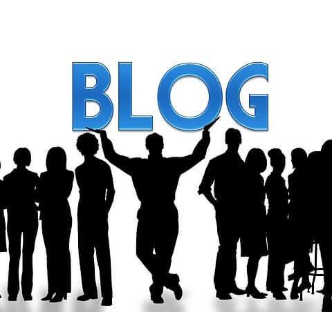 criar blog carreira profissional