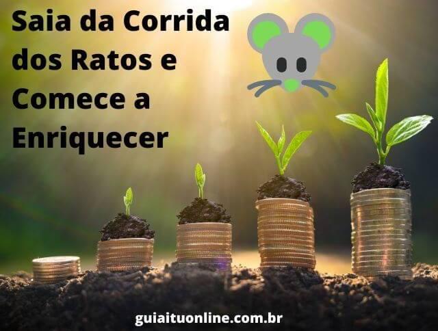 dicas para enriquecer e sair da corrida dos ratos