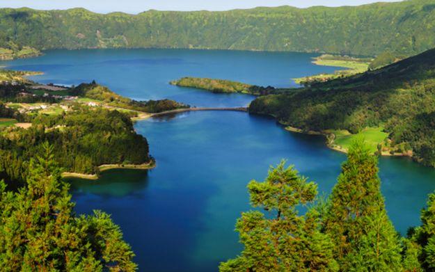 viaje a las islas azores de OFERTON