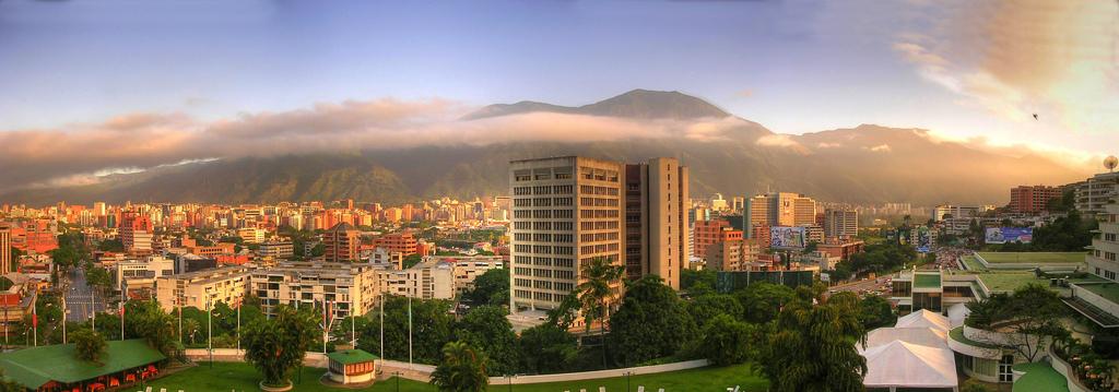 Vuelo de Madrid Caracas por 500 euros I/V