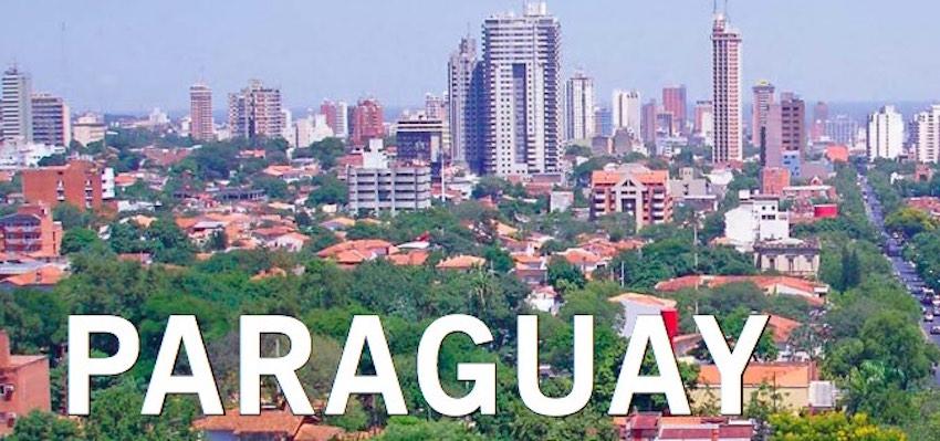 Vuelos desde España a Paraguay por 592€ I/V